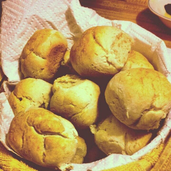 Gluten free dinner rolls | Gluten Free | Pinterest