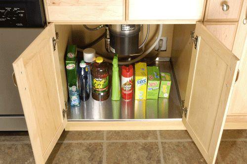 stainless steel shelf liner small kitchen big ideas