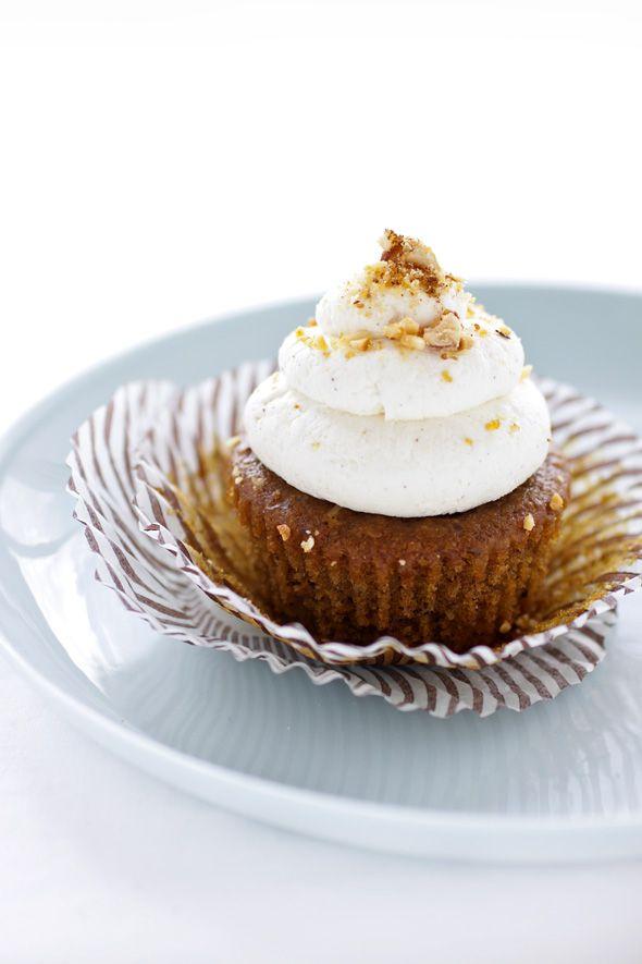 sweet potato, yogurt and hazelnut cakes | sugar, spice, and everythin ...