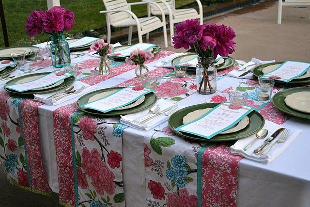 four course dinner party