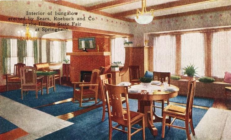 American Foursquare Interiors 1900 Ask Home Design