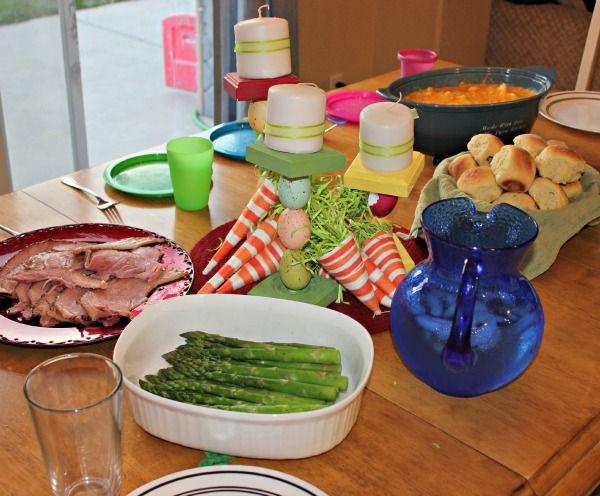 Easter dinner for under 50 easter food ideas pinterest for Food for easter dinner