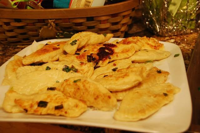 Grandma's Pierogies | Foods ~ hors d'oeuvres | Pinterest