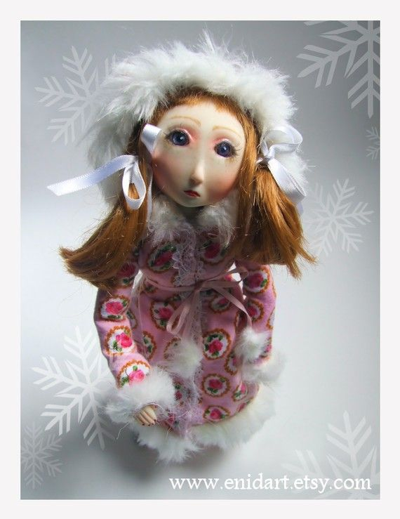 Ball jointed doll  Lisa by EnidArt on Etsy, $425.00
