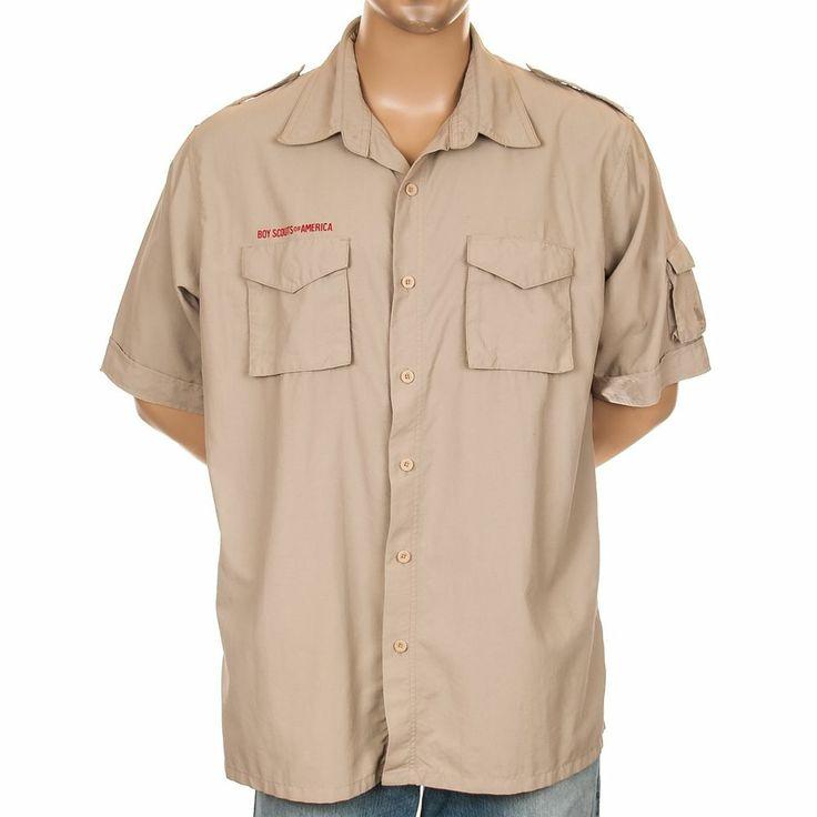 Scout uniformes adultes xl