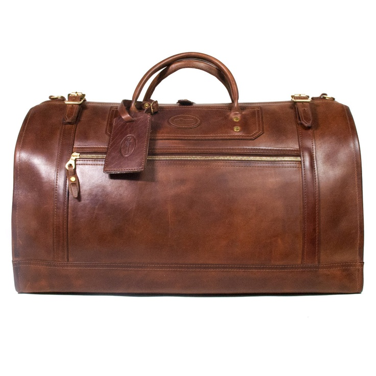 Leather Carry On Luggage 96
