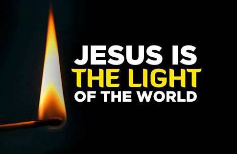 Jesus is the Light of the World | light show | Pinterest