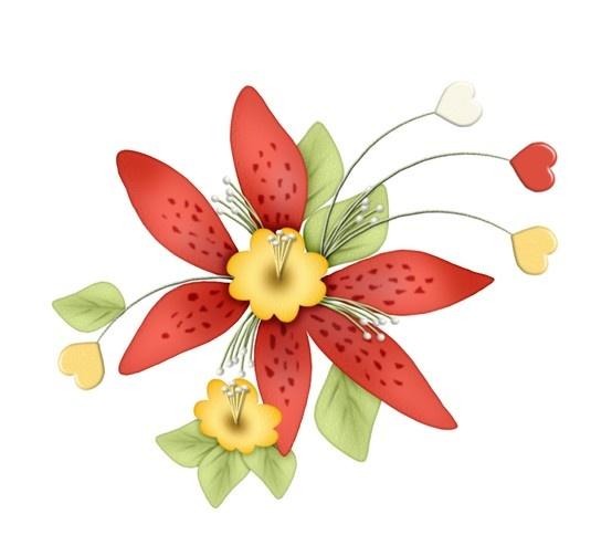 flower clip art transparent