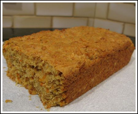 carrot granola bread | Bread recipes! | Pinterest