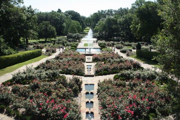 Fort Worth Botanic Garden Tx Favorite Places Spaces Pinterest