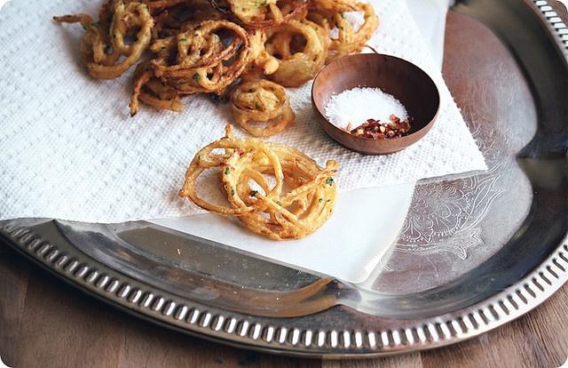 Onion Bahji (Indian Onion Fritters) Recipes — Dishmaps