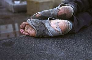 Walk a mile in my shoes, so inspiring