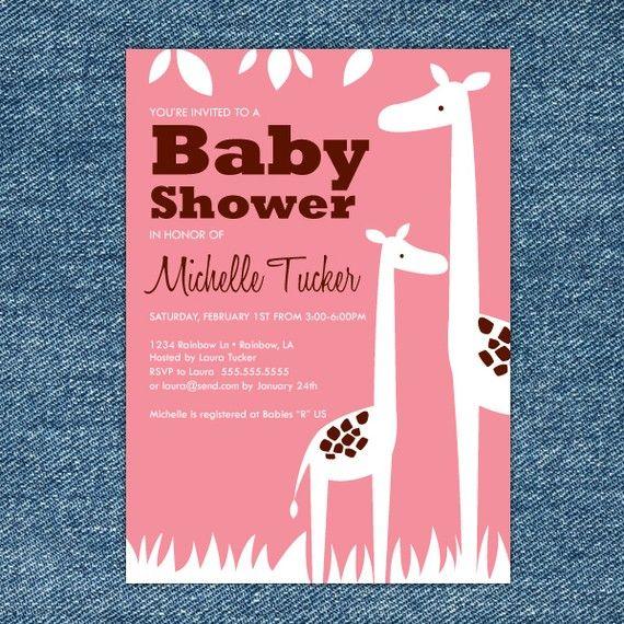 giraffe baby shower in love giraffe themed baby shower pinterest