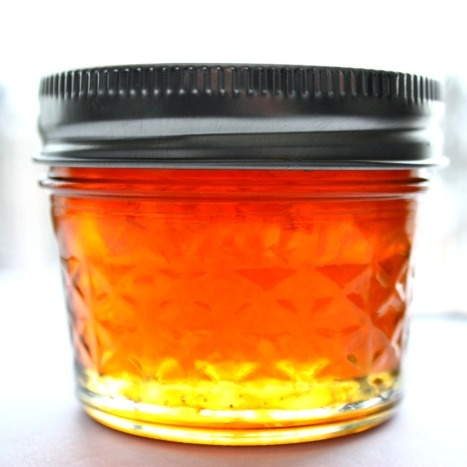 Grapefruit Marmalade made with 4 simple ingredients!
