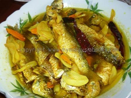 Nyonya Ikan Acar | Food: Malaysian | Pinterest