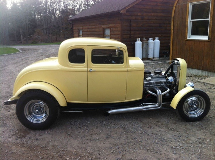 1932 Ford 5 Window Coupe For Sale | Autos Post