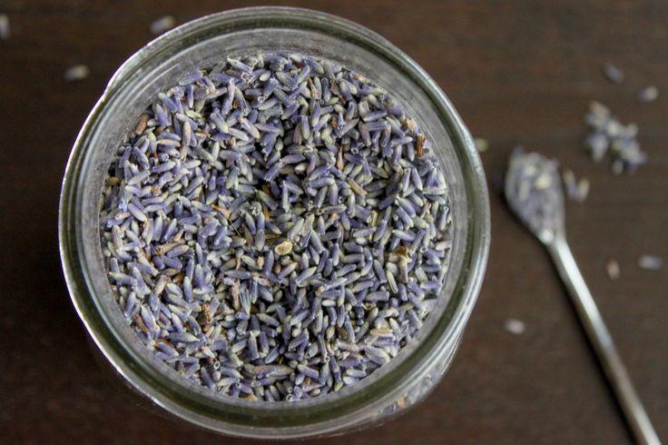 Lavender Simple Syrup | Recipe