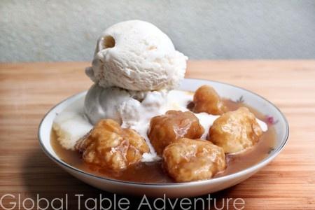 Grandpa's Maple Dumplings (Grandpères)