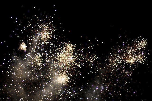 beauty of the night sky essay