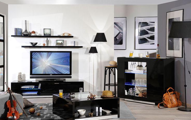 Mi casa decoracion salones conforama espana for Muebles conforama valencia