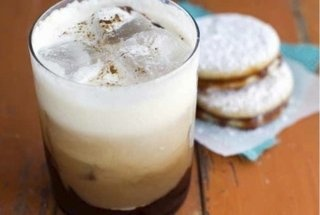 Iced Mexican Coffee | Let Me Entertain You! | Pinterest