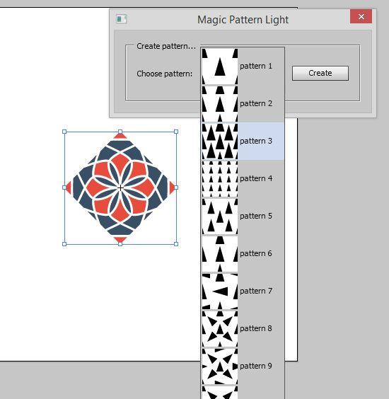 Как сделать свой паттерн в иллюстраторе