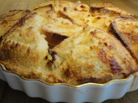 low fat bread and butter pudding | food | Pinterest