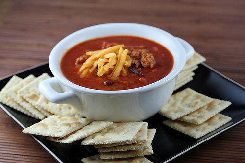 Simple Turkey Chili Recipe | recipes | Pinterest