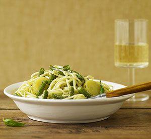 Ligurian-Style Pasta | Recipe