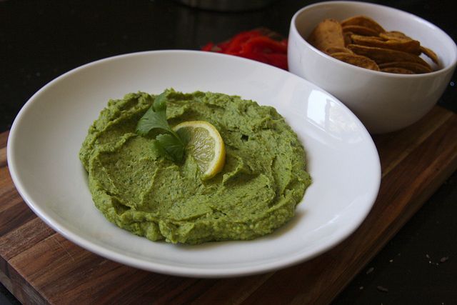 guacamole hummus | Avocado ♥ers | Pinterest