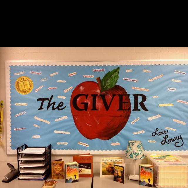 The Giver Book Cover Ideas ~ The giver too cool for school pinterest