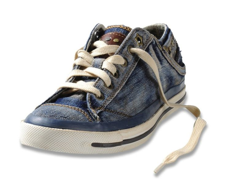 Diesel Denim Shoes I've seen a lot of denim shoes recently, but this