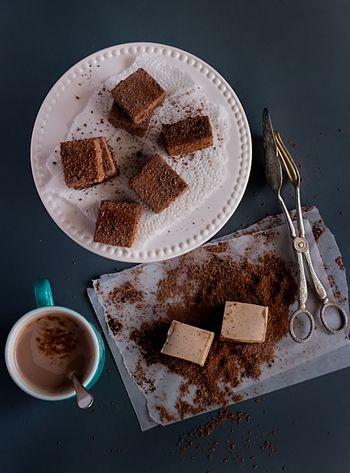 Milo (Chocolate Malt) Marshmallows | D E L I C I O U S | Pinterest
