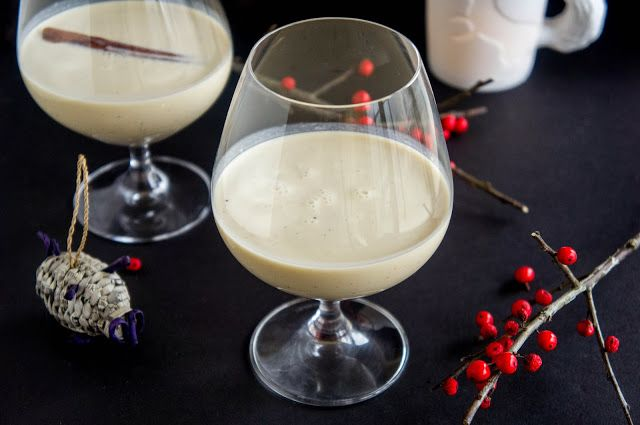 Classic Eggnog | The belly rules the mind | Pinterest