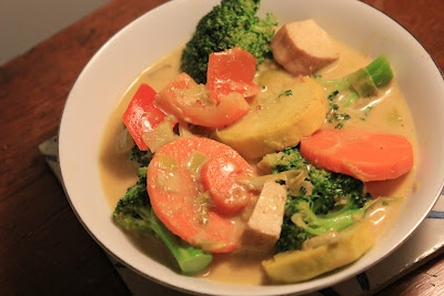 Indian Vegetable Coconut Curry | Spice as Nice | Pinterest