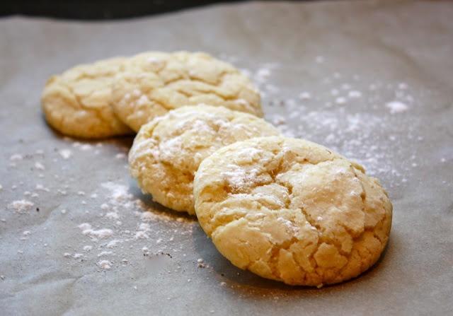 lemon crinkle cookies - cannella vita   Baking & Sweets   Pinterest