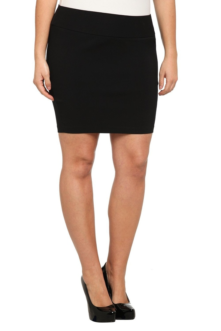 Shop for plus size skirts and plus size shorts in all styles and colors. Outrageous Fortune Plus pleated pu midi skirt in black. $ Outrageous Fortune Plus wrap front pu midi skirt in black. Fashionkilla Plus lace trim bodycon short in black. $ ASOS DESIGN Curve denim midi skirt with buttons in black.