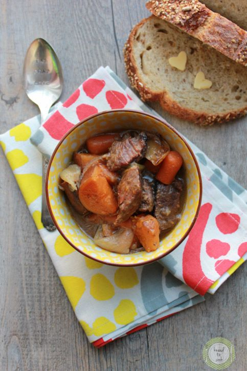 Slow roasted beef stew. | Favorite Recipes | Pinterest