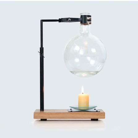 Cool oil burner for coffee table house accessories