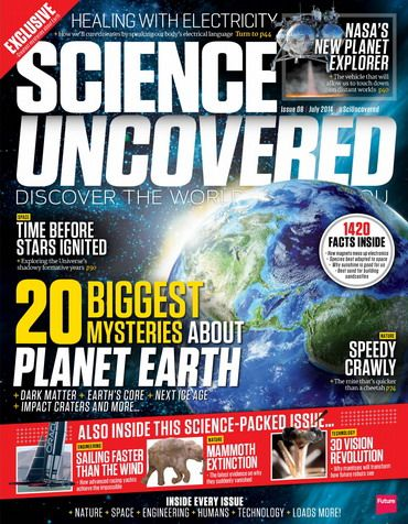 Science Uncovered July 2014