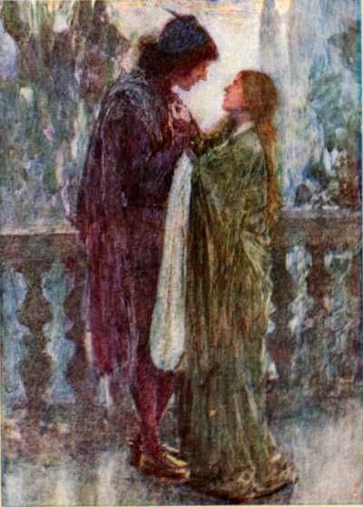 ROMEO AND JULIET by W. Hatherill, R.I. http://www.gutenberg.org/files/40441/40441-h/40441-h.htm