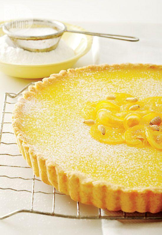 lemon tart lemon tart lemon tart lemon tart lemon ricotta tart lemon ...