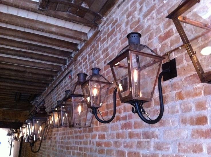 gas lights bevolo lighting new orleans blogtournola pinterest. Black Bedroom Furniture Sets. Home Design Ideas