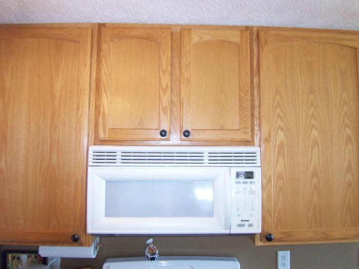 Painting Oak Kitchen Cabinets Kitchen Pinterest