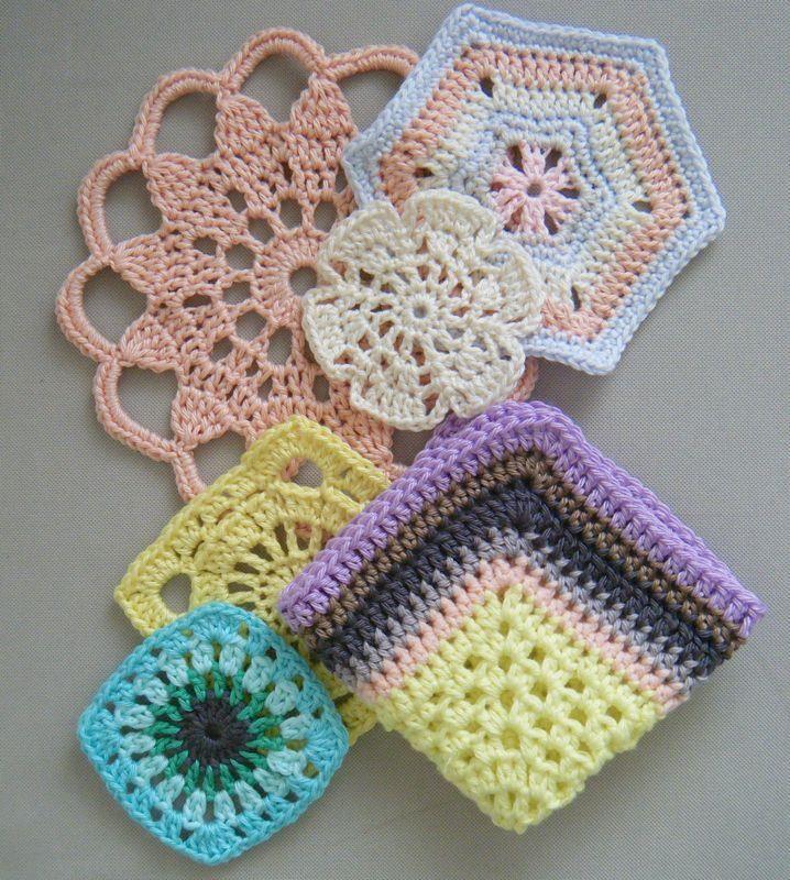 Free Vintage Kitchen Crochet Patterns : free crochet patterns for motifs Craft - Crochet kitchen ...