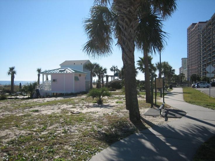 myrtle beach cabana