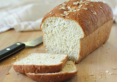 "Oatmeal Honey Bread | Bread - ""A loaf of bread, a jug of wine, and th ..."