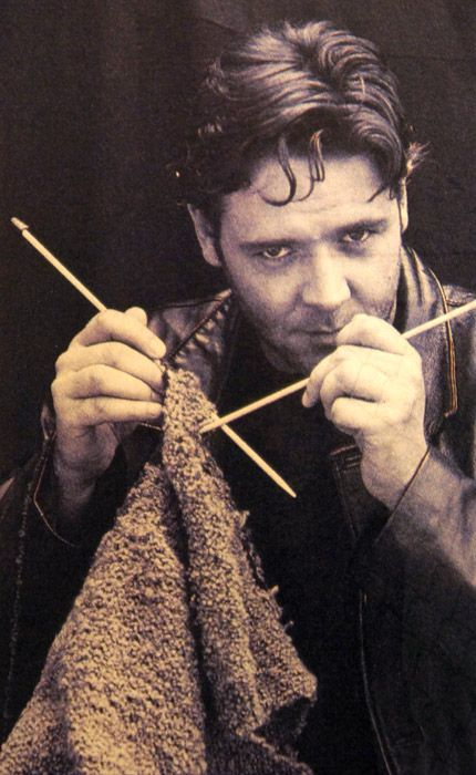 120 Best Celebrity knitting knitters images | Knitting ...