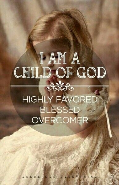 i am blessed and highly favored quotes - photo #35