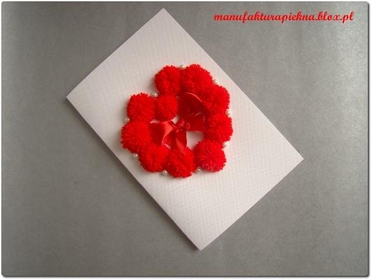 valentine quilling card